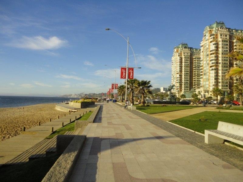 Santiago do Chile, O Passeio (4/6)