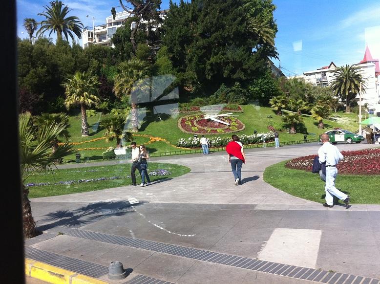 Santiago do Chile, O Passeio (5/6)