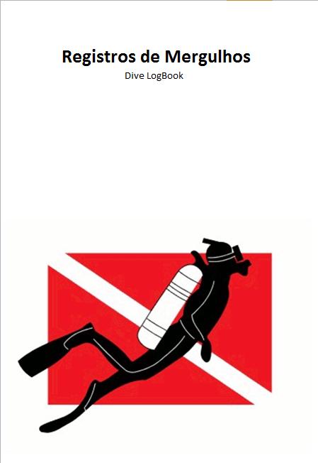Modelo de Dive LogBook - Registro de Mergulhos (2/6)