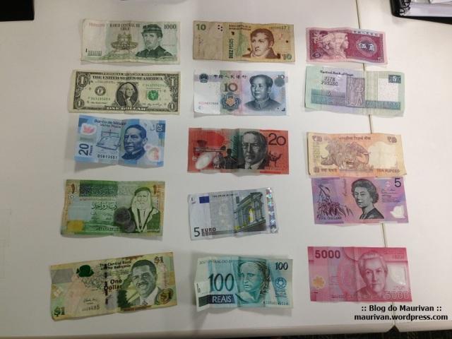 Dinheiro Pelo Mundo