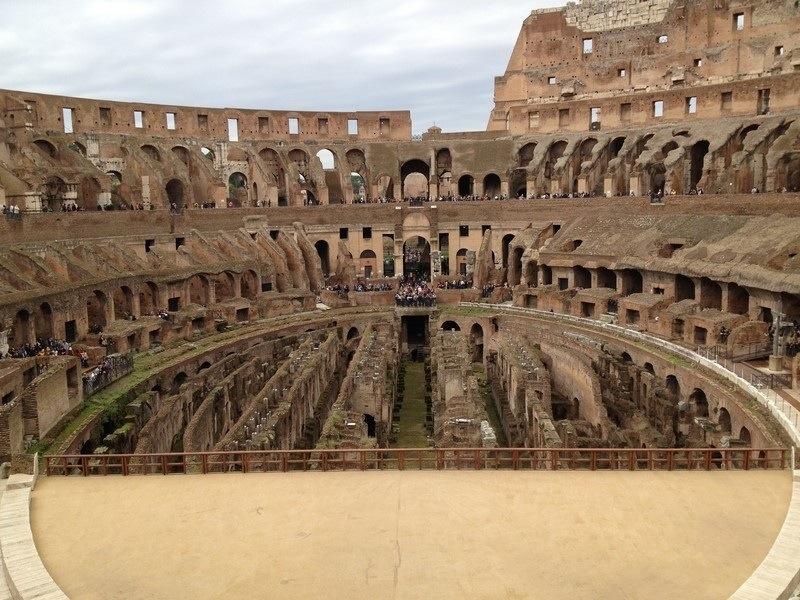 Roma - Dicas, Dificuldades e Alertas (03/11). (5/6)