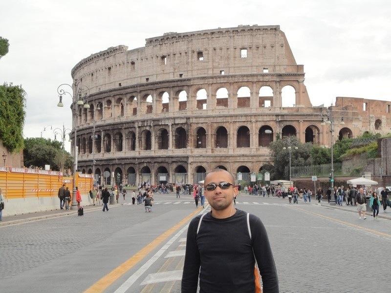 Coliseu - Colosseo (05/11) (2/3)