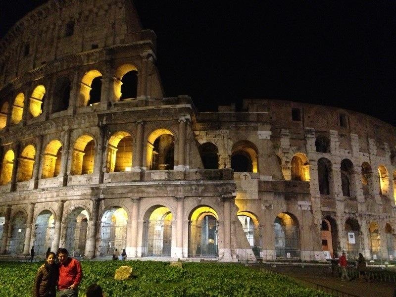 Coliseu - Colosseo (05/11) (1/3)