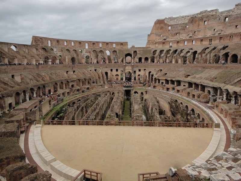 Coliseu - Colosseo (05/11) (3/3)