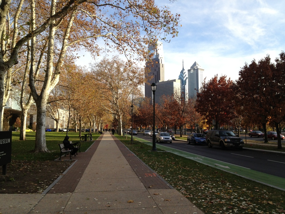 Philadelphia, EUA. Terra do Rocky Balboa (19/11) (5/6)