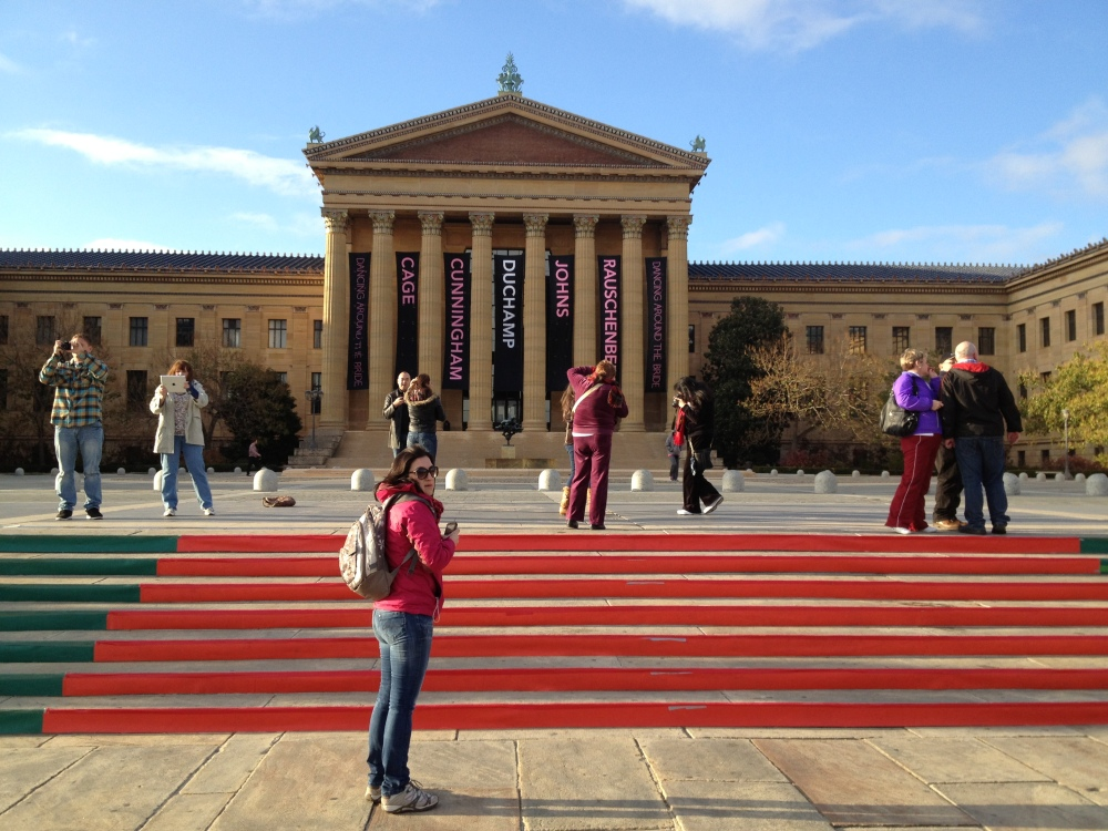 Philadelphia, EUA. Terra do Rocky Balboa (19/11) (4/6)