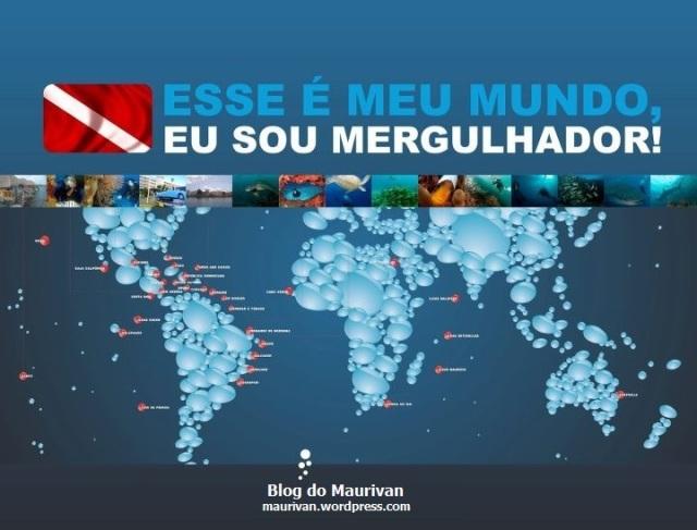Mundo do mergulho
