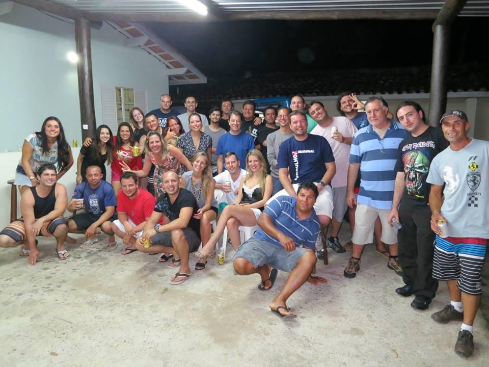 57 - Mergulho noturno Ilha Bela (5/6)